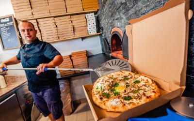 Bonne pizza à Laneuveville