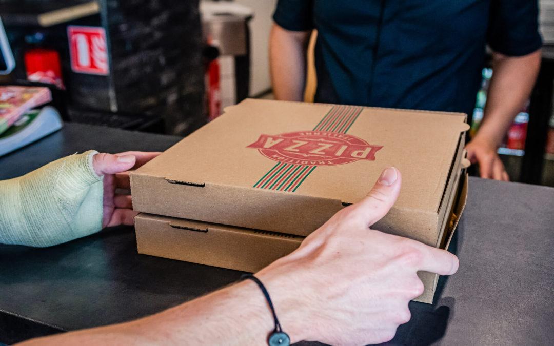 Pizzeria vente à emporter à Laneuveville