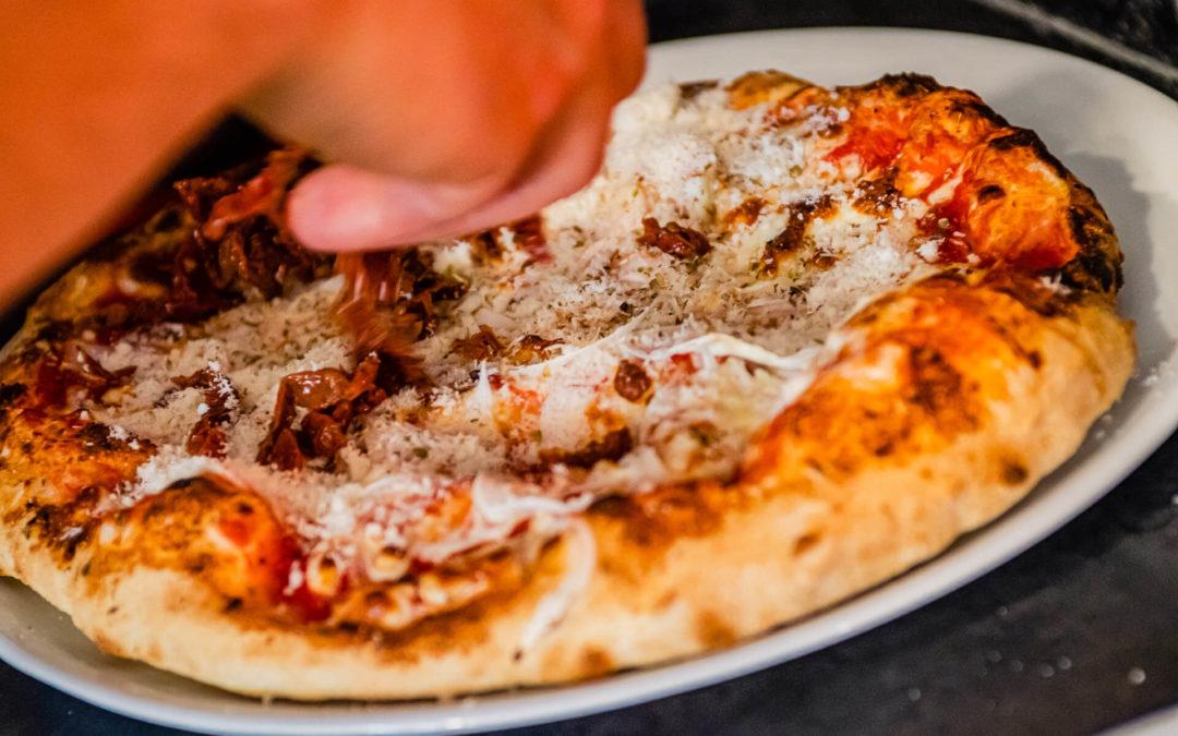 Vente de pizza à emporter à Laneuveville pour vos soirées entre amis!