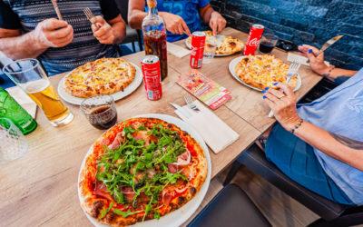 Une pizza en toutes circonstances !